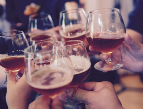 DOES ALCOHOL AFFECT FAT LOSS?